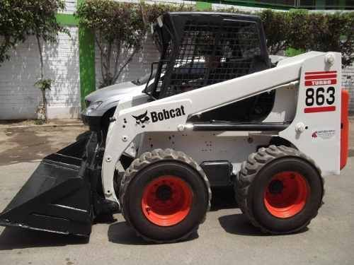 bobcat 863 turbo service manual
