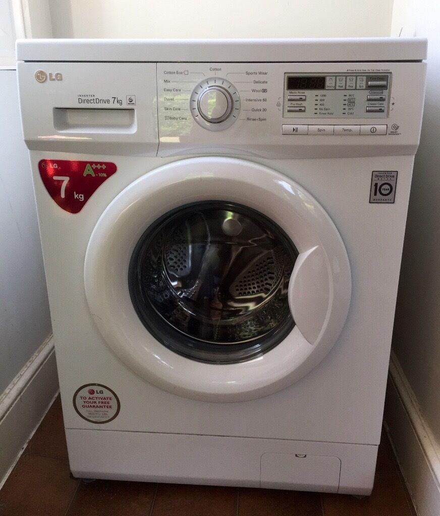 lg inverter direct drive 7kg washing machine manual