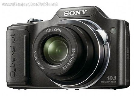 sony cyber shot dsc w620 user manual