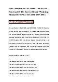 1986 honda fourtrax 350 service manual pdf