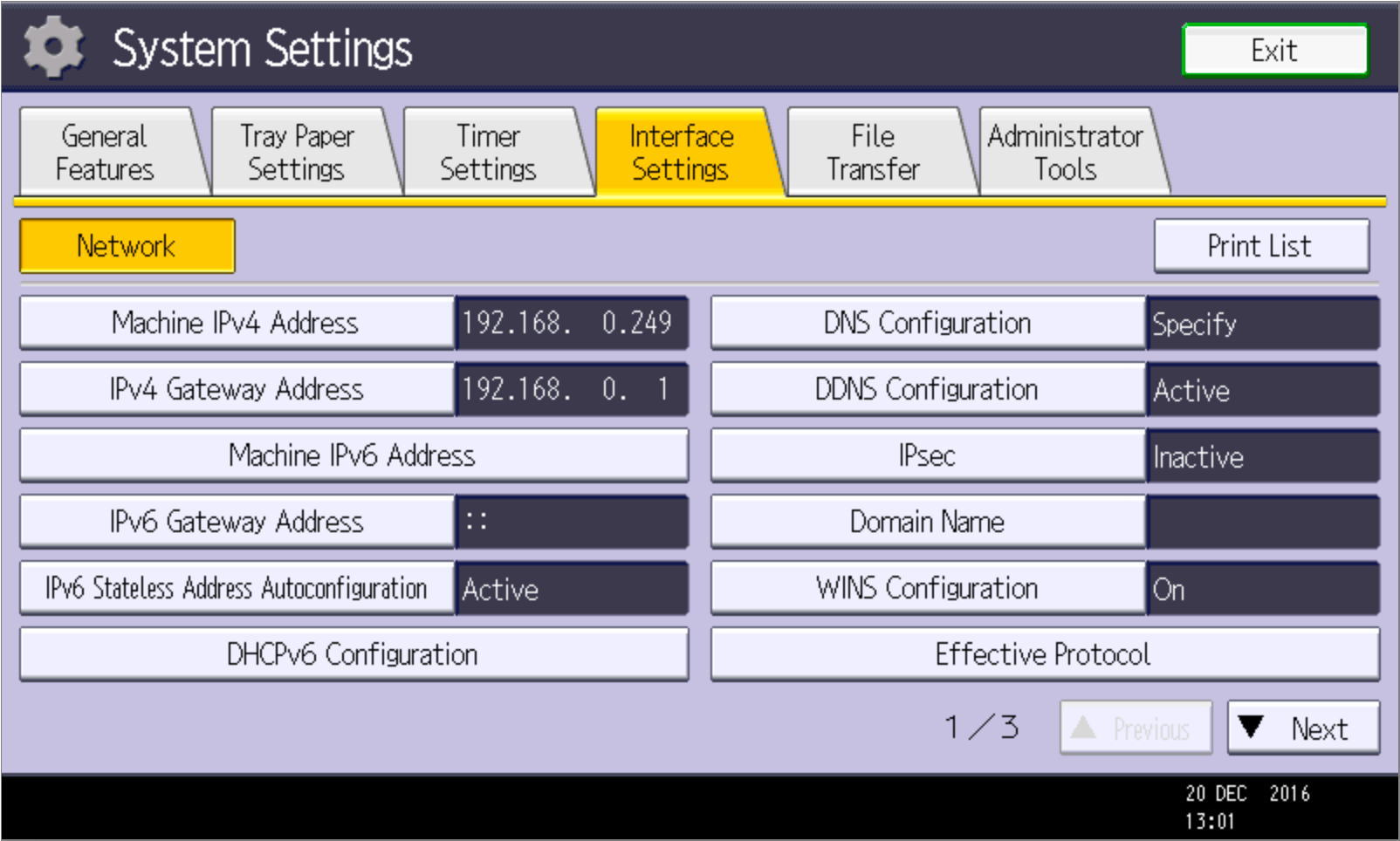 ricoh mp c3003 user manual
