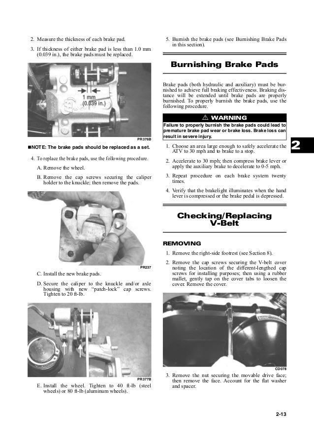 2012 arctic cat wildcat 1000 service manual