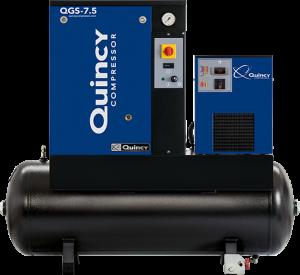 quincy air compressor parts manual