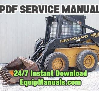 new holland ls160 service manual