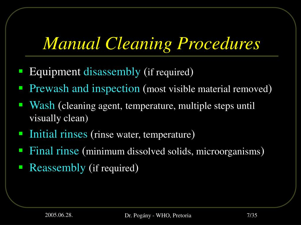 housekeeping policies and procedures manual
