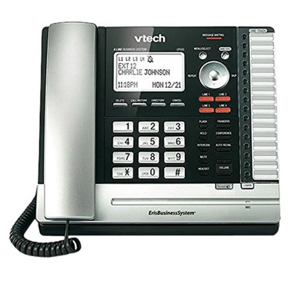 vtech 4 line business phone manual