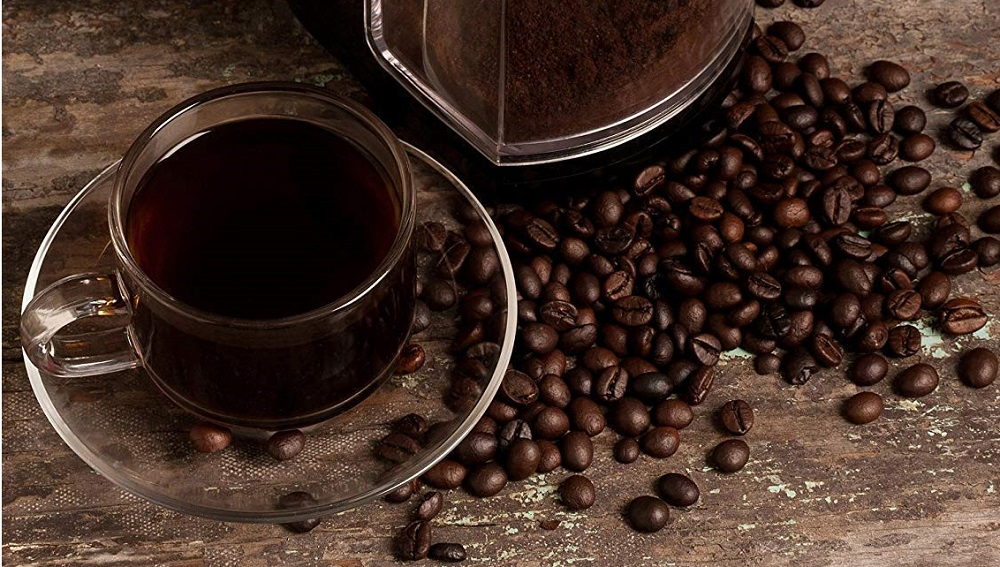 high end manual coffee grinder