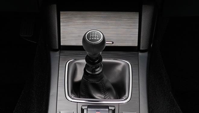 2016 subaru outback manual transmission