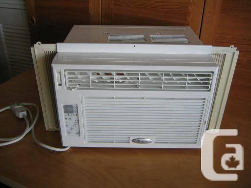 whirlpool air conditioner acq088gpx manual