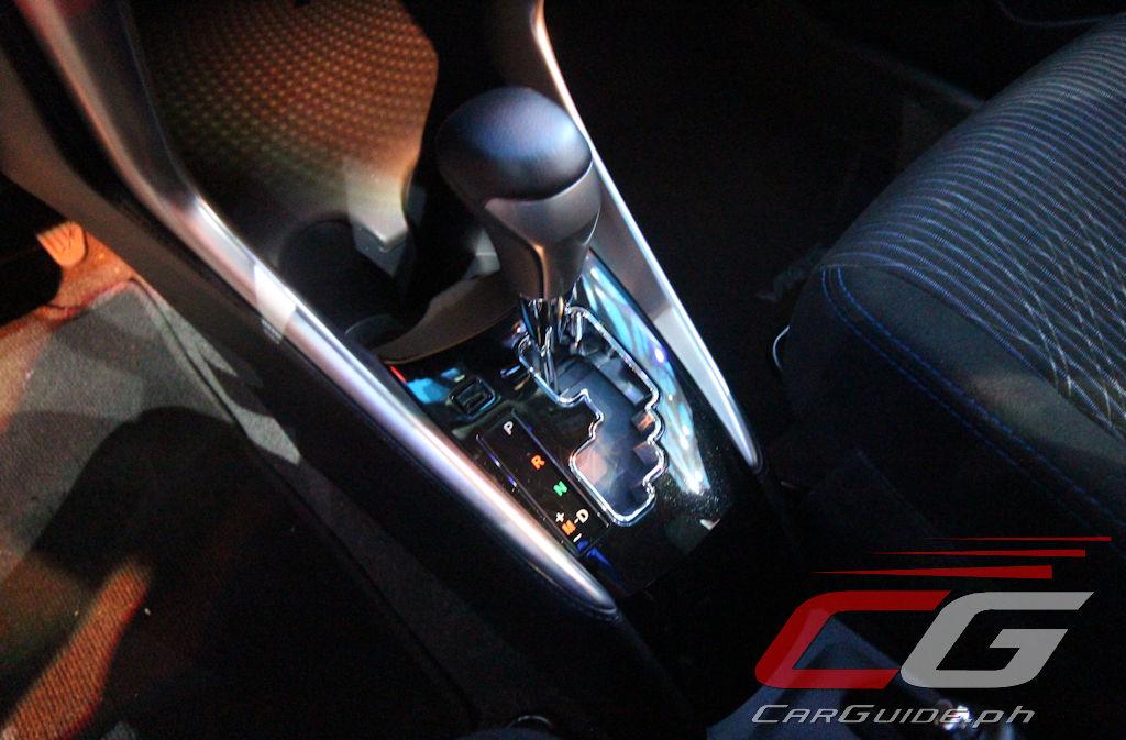 toyota vios 1.3 manual fuel consumption
