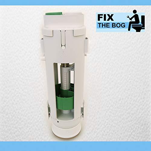 geberit dual flush valve manual
