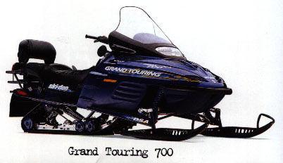 1998 ski doo shop manual