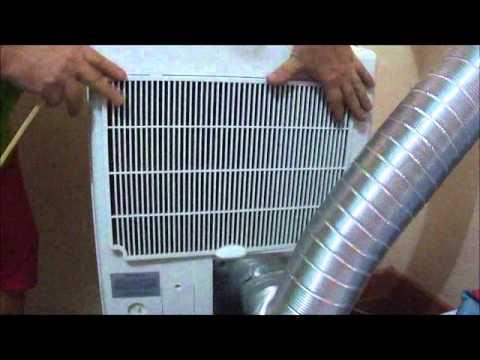 garrison 10 000 btu portable air conditioner manual