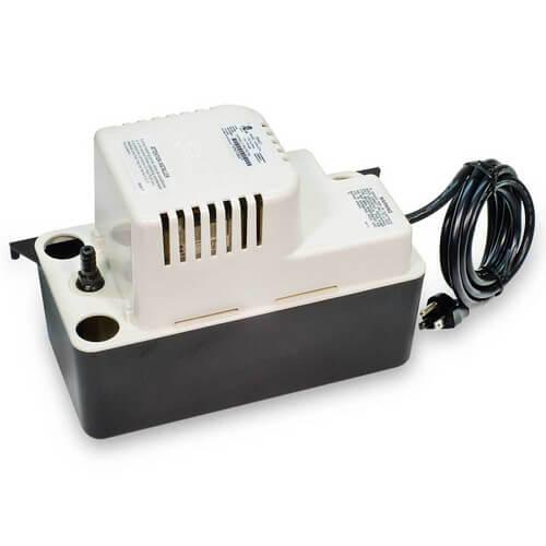 vcma 15uls condensate pump manual