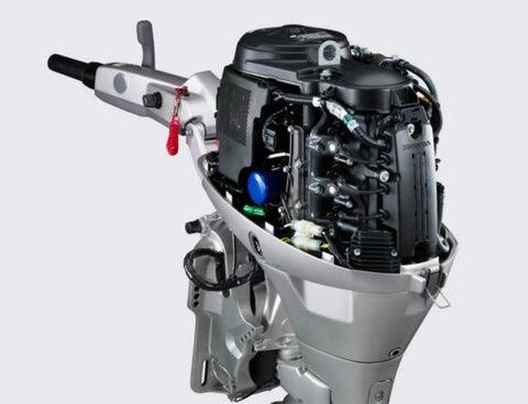 honda 20 hp outboard owners manual
