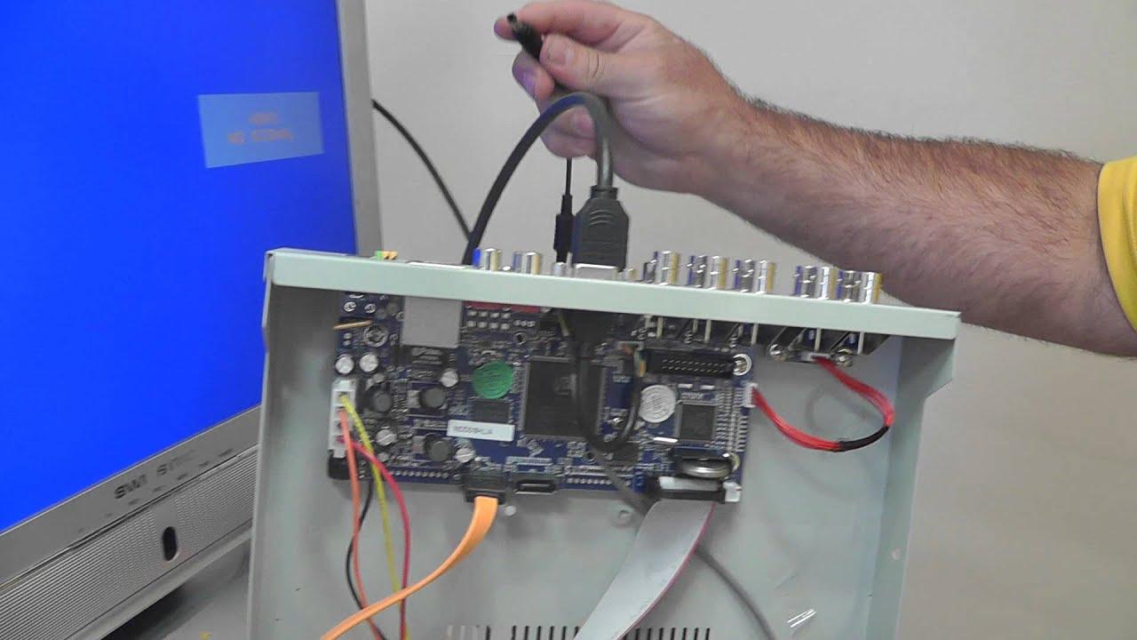 swann 4ch h 264 digital video recorder manual