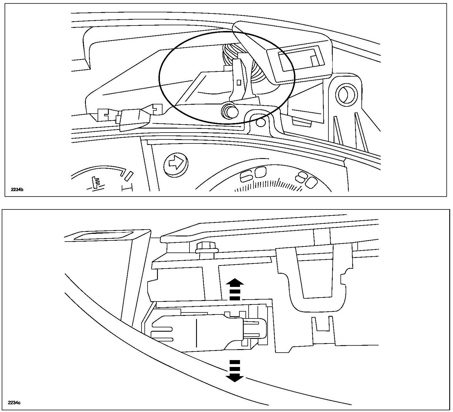 mazda 5 warning lights manual
