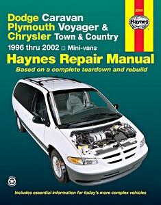 2008 dodge grand caravan repair manual