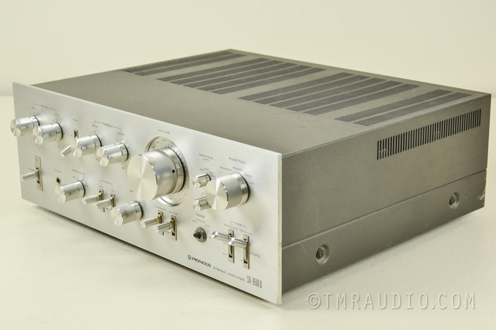 pioneer sa 9500 ii manual