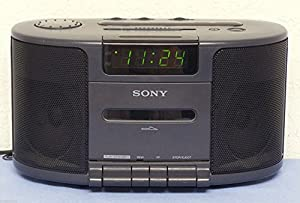 sony dream machine cd player alarm clock radio manual