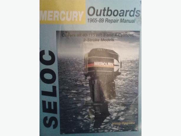 1998 mercury 115 outboard manual