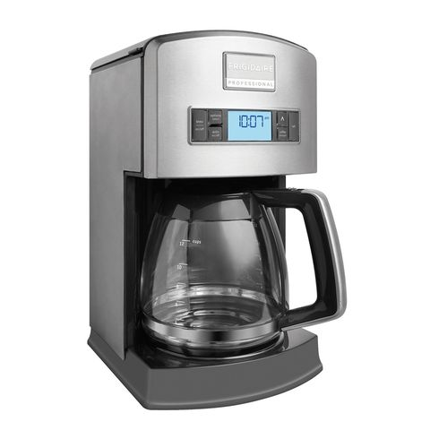 frigidaire professional coffee maker manual
