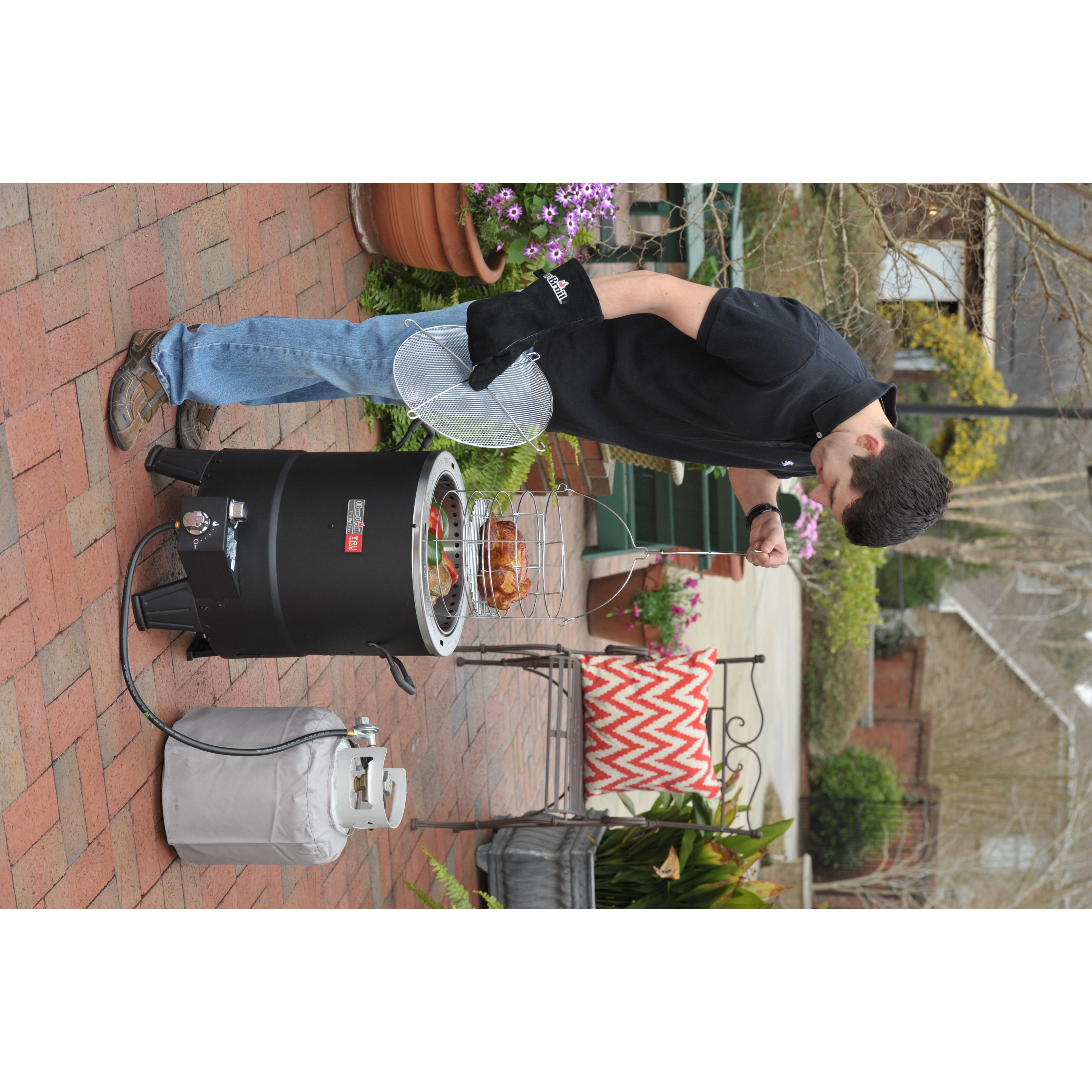 char broil big easy oil less turkey fryer manual
