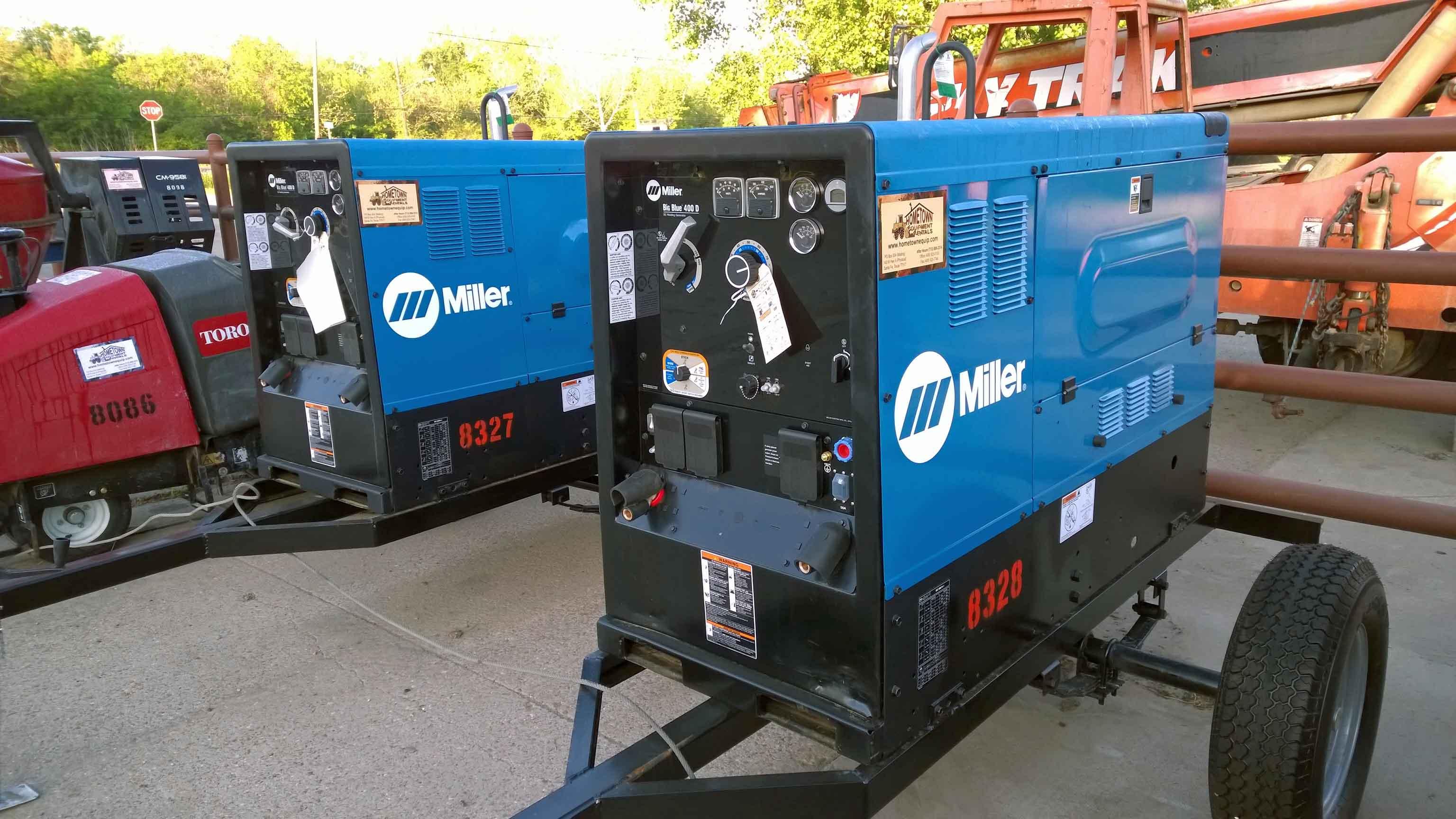 miller big blue 400 service manual