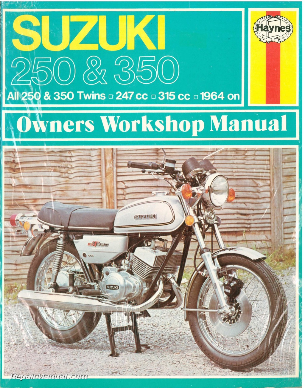 Suzuki Intruder 1500 Service Manual