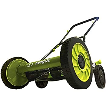 scotts classic 20 reel mower manual