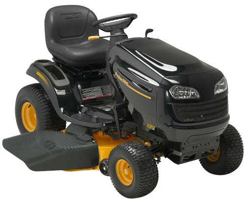 yard pro riding mower manual