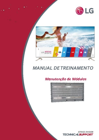 lg led tv user manual