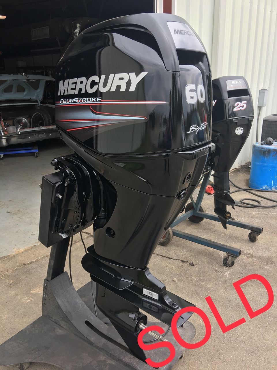 mercury 25 hp bigfoot 4 stroke manual