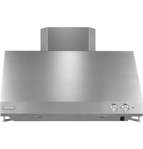 ge monogram range hood manual