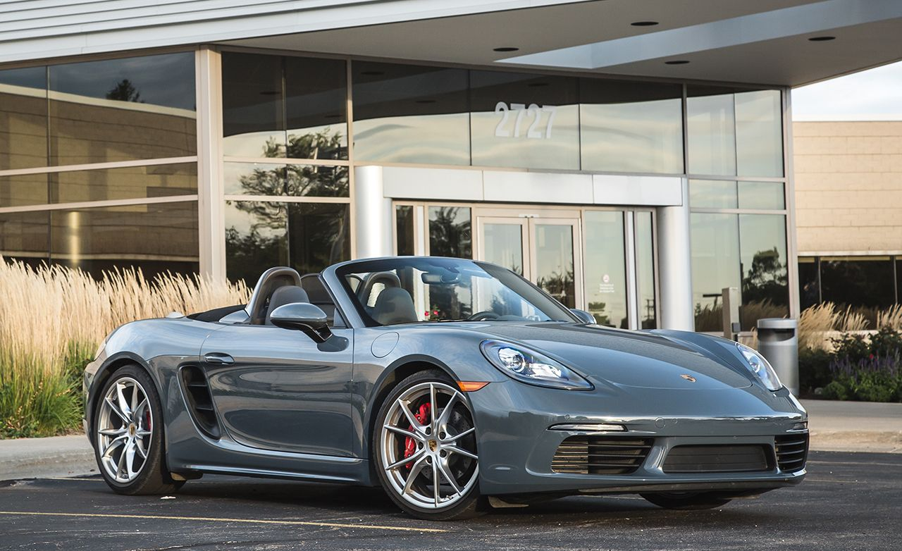 porsche cayman pdk or manual
