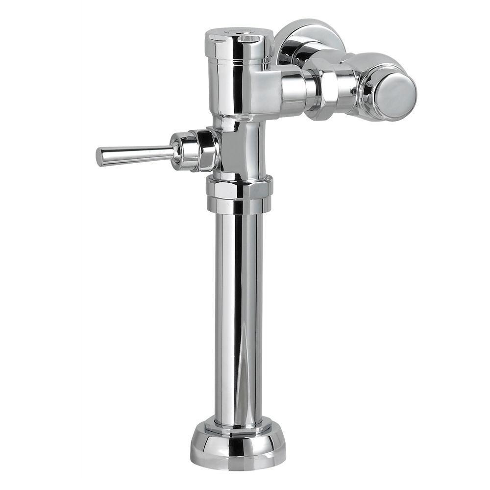 sloan manual urinal flush valve