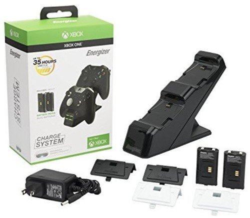 energizer xbox one charger manual