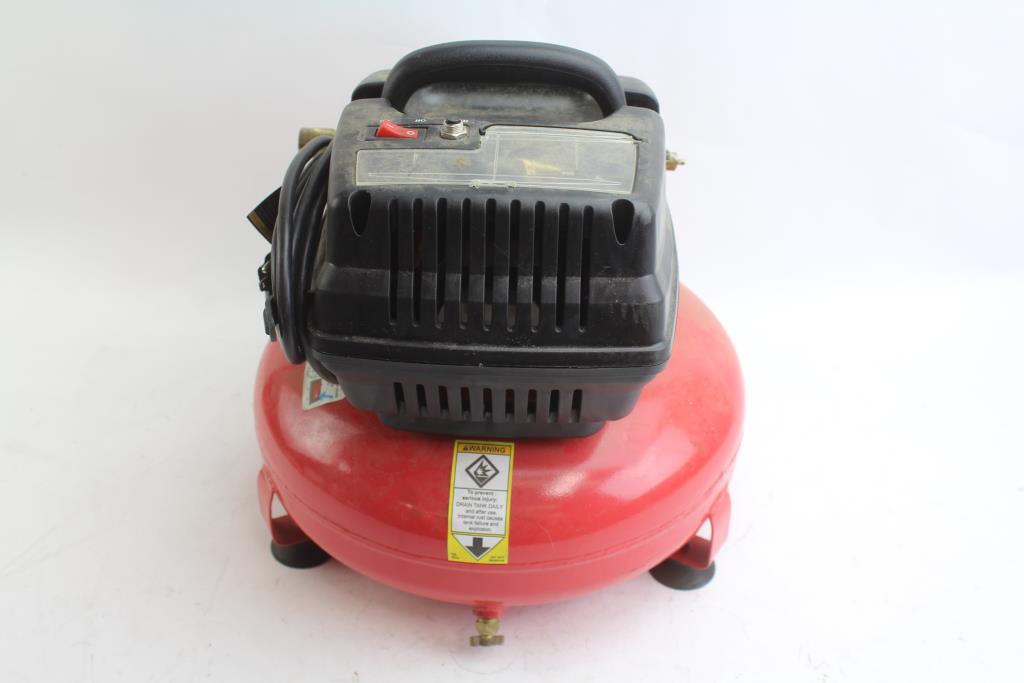 porter cable 150 psi 6 gallon air compressor manual