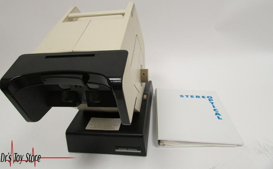 optec 2000 vision tester manual