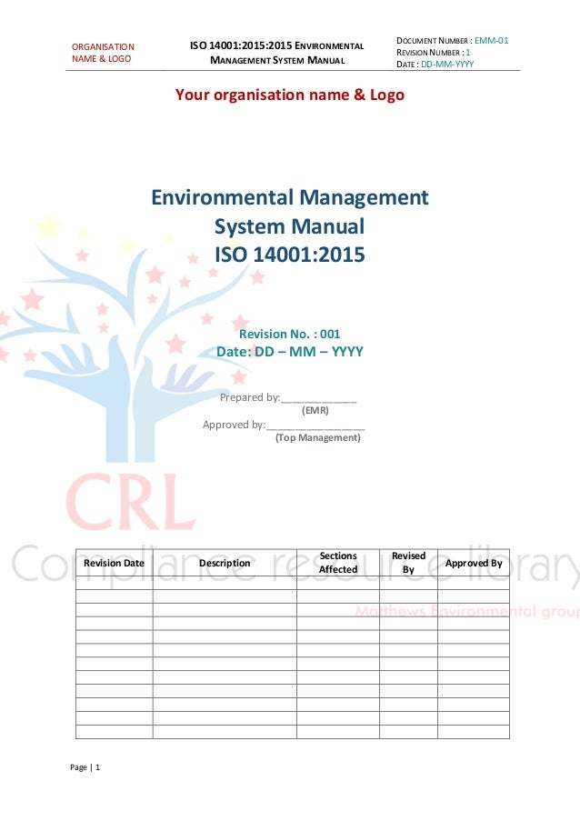 aviation quality management system manual