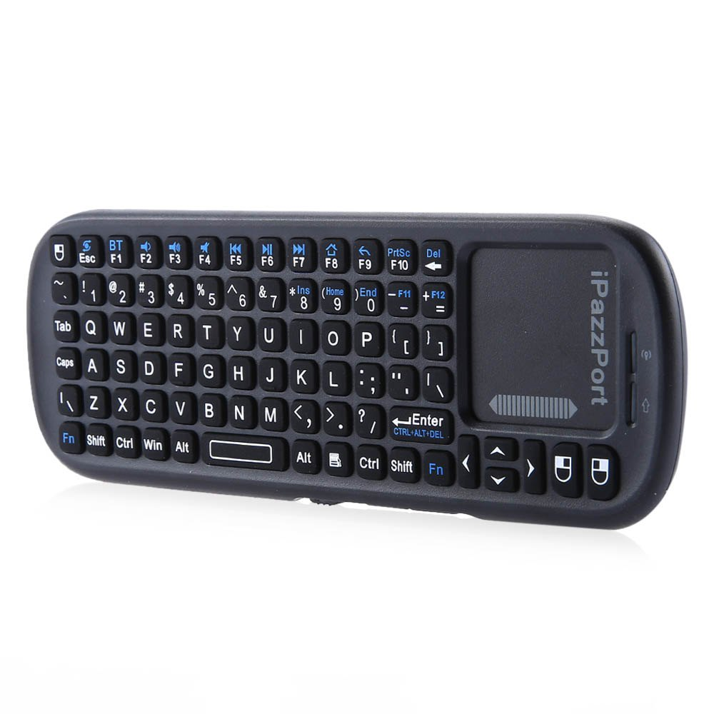 fosmon portable mini wireless bluetooth keyboard manual