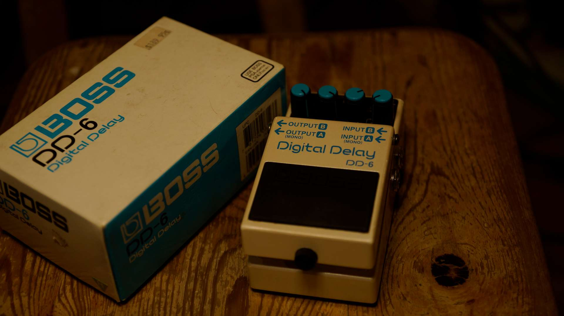 boss digital delay dd 7 manual