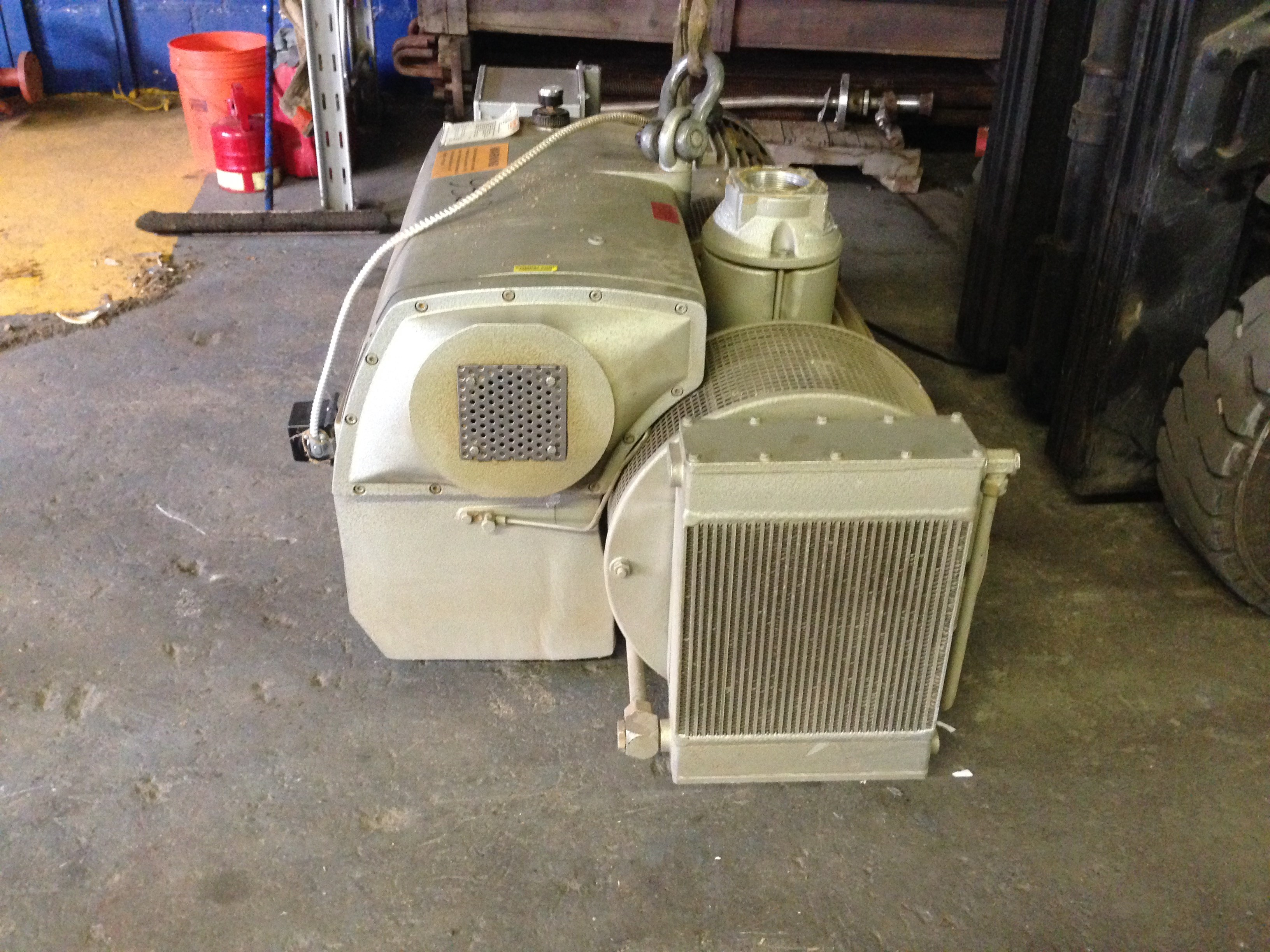 busch 630 vacuum pump manual