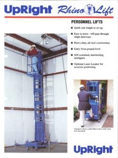 upright mx19 scissor lift service manual