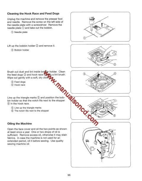 kenmore 8 sewing machine manual
