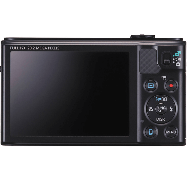 canon sx610 hs user manual