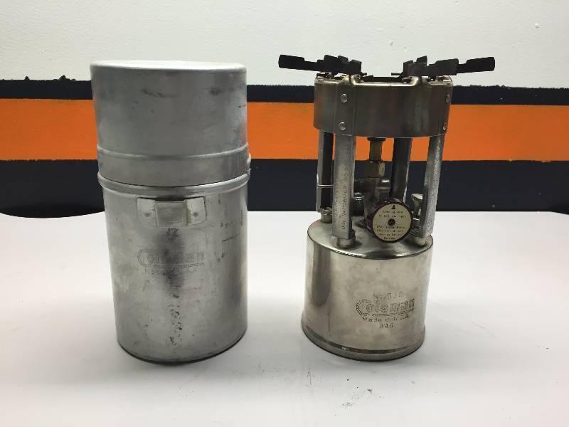 coleman peak 1 model 400 stove manual