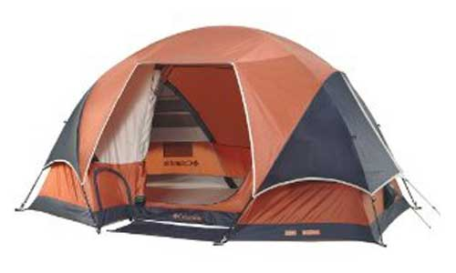 columbia cougar flats tent manual