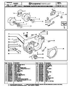 stihl 025 chainsaw parts manual