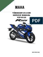 2006 yamaha vino 125 service manual